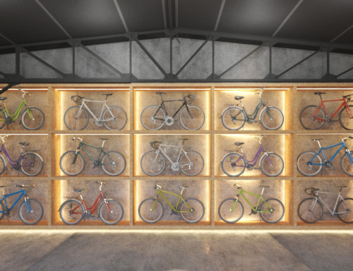 SHOWROOM BICICLETE